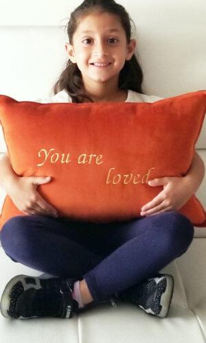Buy an Inspirational Pillow Today!